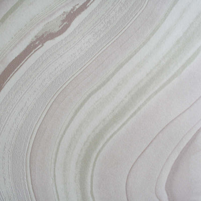 Agate Quartz  / Marble Effect Wallpaper | Mauve, Purple, Pink, Grey, Beige and Pearl - Your 4 Walls