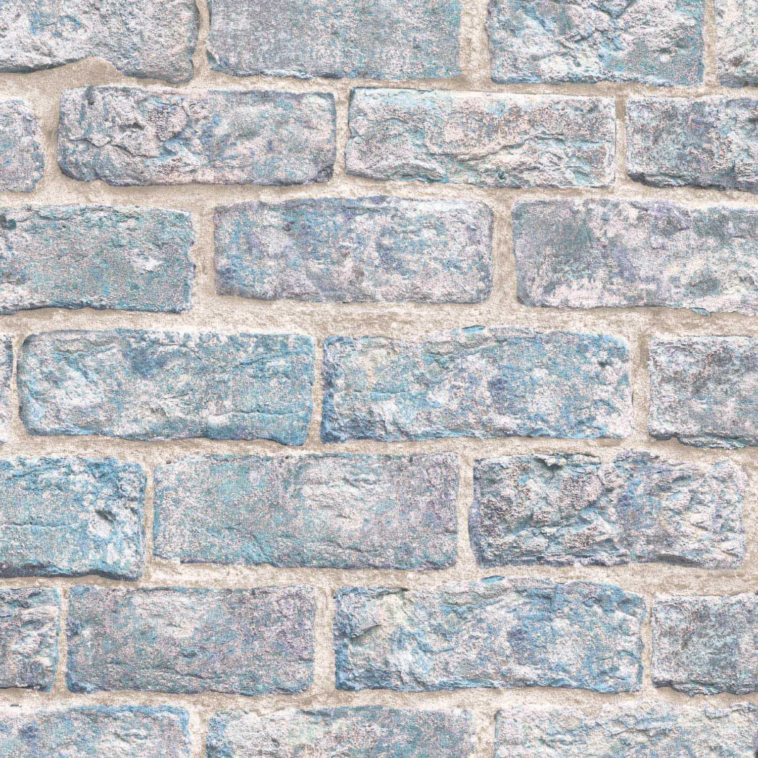 Dulas Brick Effect Wallpaper