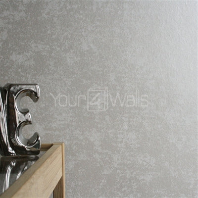 SALE Luxurious Mottled Effect Wallpaper | Shimmering Cream