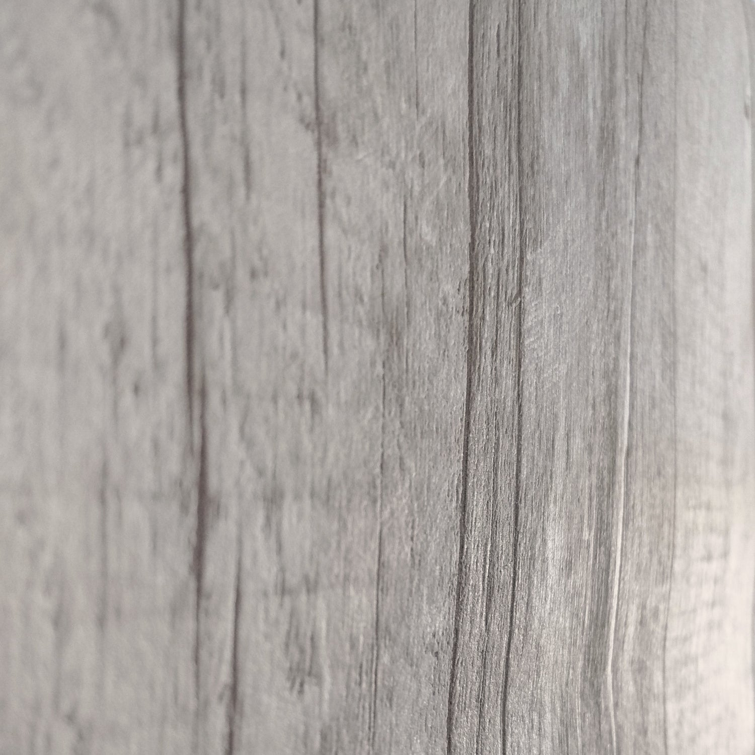 Timber Wood Effect Textured Wallpaper Grey Taupe Toned