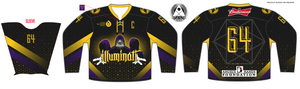 Youth Angels Hands Classic Illuminati Hockey Jersey