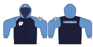 Youth Westlake  Full Zip Hood