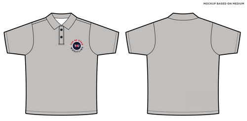 Youth Top of Utah Wrestling Polo