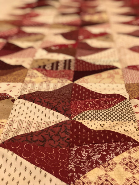 Quilting Again... and Loving it!
