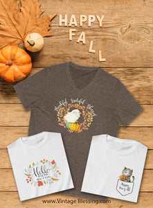 New Fall Wearable Designs!!