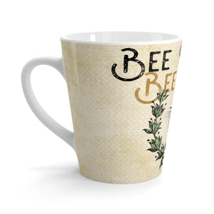 Bee Humble, Bee Kind Latte mug