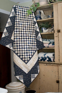Chip Off the Old Block Quilt - ePattern