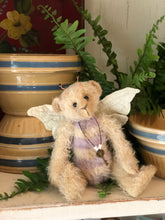 Chrysal Mohair Butterfly Bear