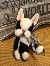Mohair Boston Terrier - Special Order Pet Replica