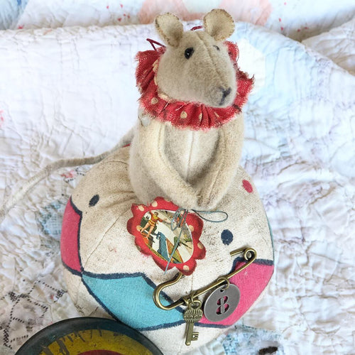 Lil' Acro Circus Mouse