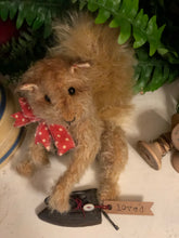 Bellota - Sew Loved - Mohair Squirrel