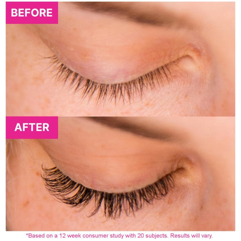 Luma Lash Eyelash Growth Enhancer & Brow Serum for Long Lashes and Eyebrows