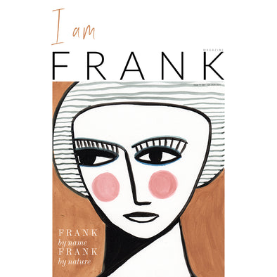 Saint Iris and founder Sanela Lazic featured in Frank magazine