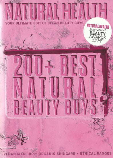 natural health september issue with the best natural beauty saint iris adriatica