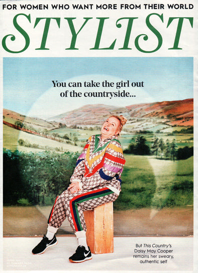 saint iris adriatica in the stylist magazine