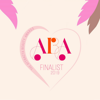 Attracta Beauty Awards finalist in 2019