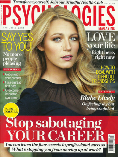 saint iris adriatica features in Psychologies magazine