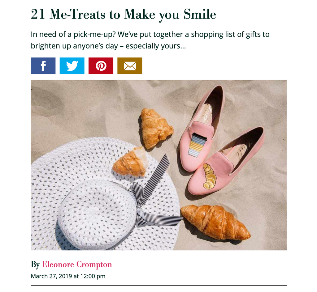 Junior magazine feature 21 treats to make you smile