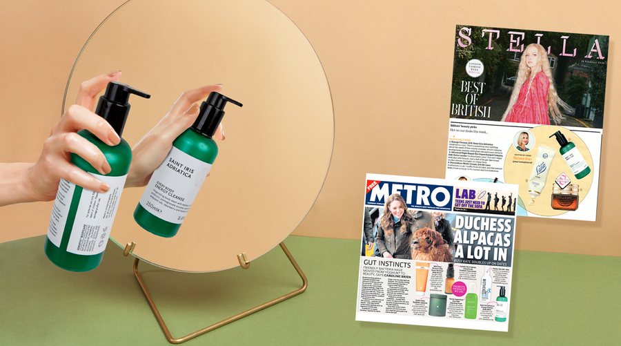 energy cleanse features in stella and metro