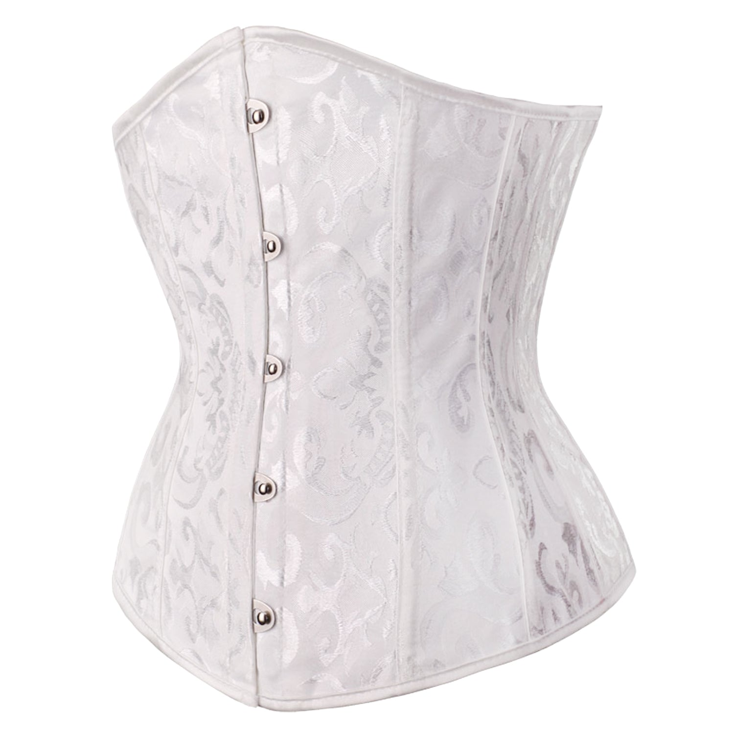 aa3adeea1b1 Underbust Corset Belt Lingerie Tops White – Bargoos Fashion