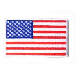 American Flag Patch w/ Hook