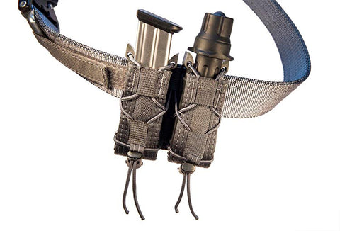 High Speed  Gear Double Pistol Taco Molle Pouch