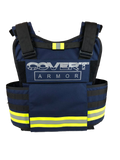 Covert Armor's F2 Fire Universal Plate Carrier Blue Line Innovations
