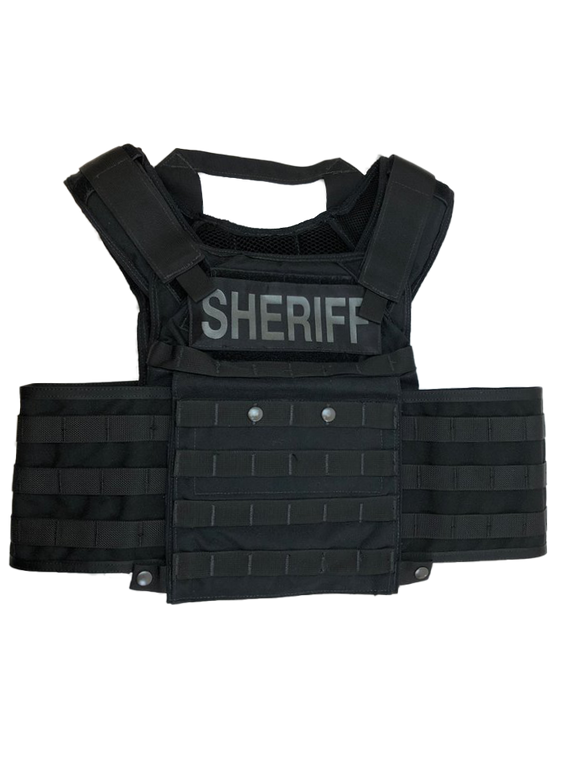 Covert Armor P2 Plate Carrier Blue Line Innovations