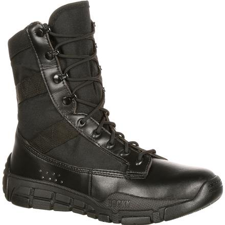 ROCKY C4T - Military Inspired Duty Boot Blue Line Innovations