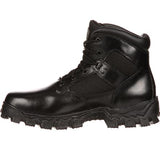 "ROCKY AlphaForce WaterProof Duty Boot 6"" Blue Line Innovations"