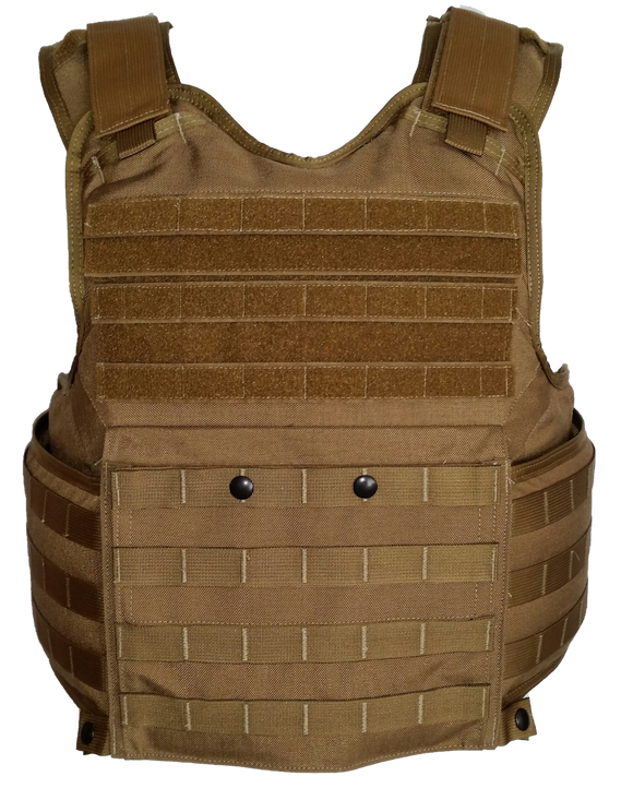 Covert Armor's T1 Carrier Blue Line Innovations