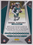 Donnel Pumphrey Philadelphia Eagles Panini Prizm 2017 Prizms #217 RC - TheCollectorsClub