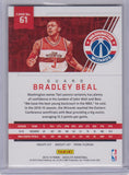 Bradley Beal Washington Wizards Panini Absolute 2015-16 Spectrum Gold #61  /10 - TheCollectorsClub