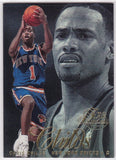 Chris Childs New York Knicks Flair Showcase 1996-97 Row 2 #61 - TheCollectorsClub