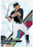 Chad Pinder Oakland Athletics Topps High Tek 2017 Pattern 3 #HT-CP - TheCollectorsClub