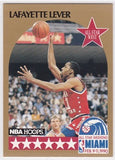 Fat Lever Denver Nuggets NBA Hoops 1990-91 #20 All Star - TheCollectorsClub