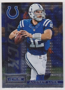 Andrew Luck Indianapolis Colts Panini Rookies & Stars 2013 Longevity Parallel #44