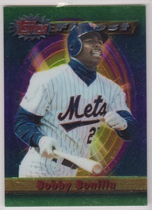 Bobby Bonilla New York Mets Topps Finest 1994 #234 - TheCollectorsClub