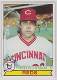 Fred Norman Cincinnati Reds Topps 1979 #47 [NM] - TheCollectorsClub