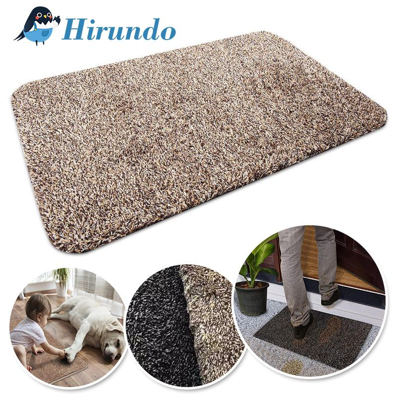 Hirundo Nano Doormat - Powful Adsorption Ability