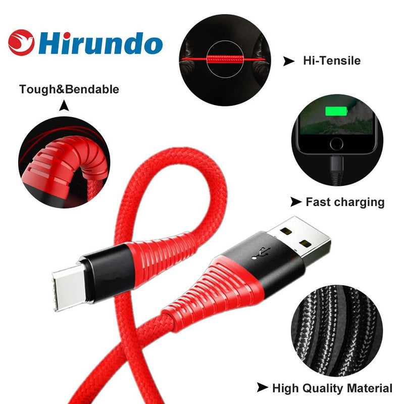 Hirundo High Tensile Fast Charging Data Cable