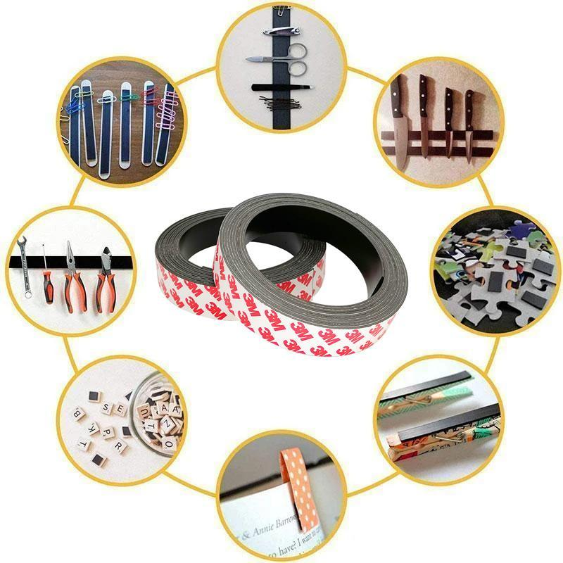Self Adhesive Magnetic Tape