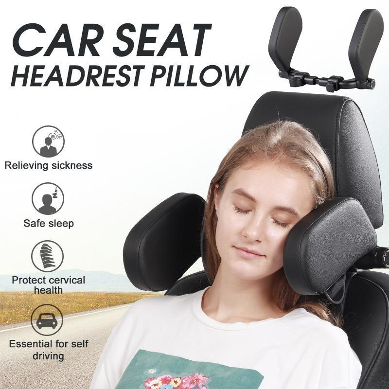 Car Sleep U-shaped Headrest Pillow