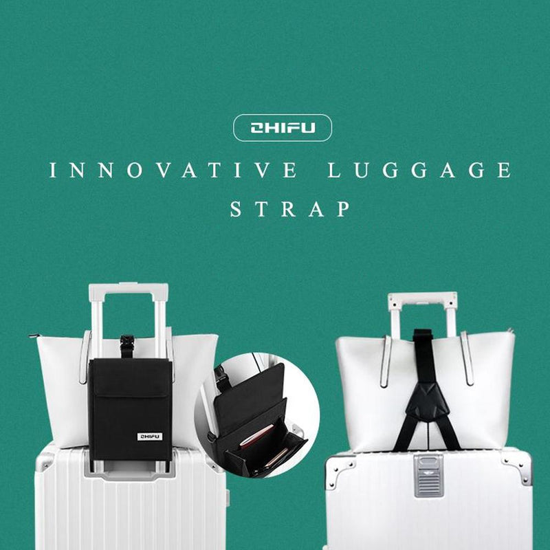 Innovative Luggage Strap for Business & Travel