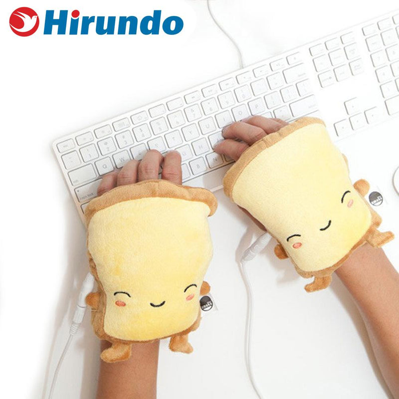 Toast USB Heated Hand Warmers