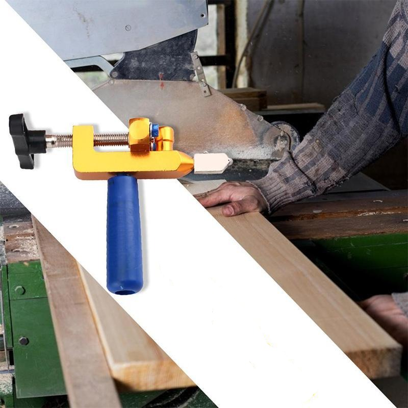 Integrated Tile cutter
