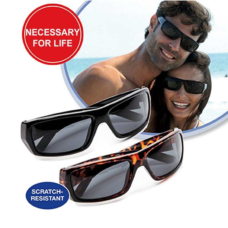 Hirundo HD Polarised Sunglasses With UV Protection