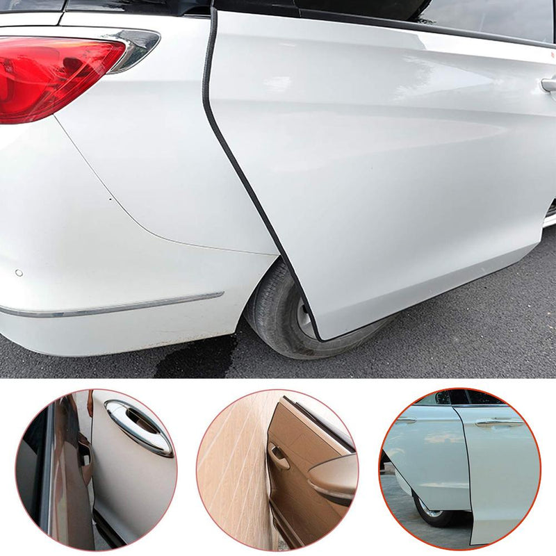 U Shape Car Door Edge Protector, 5M