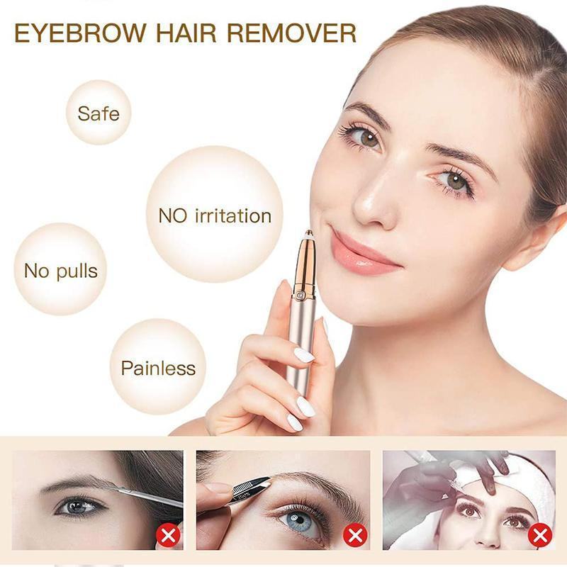 Electric Eyebrow Shaping Tool