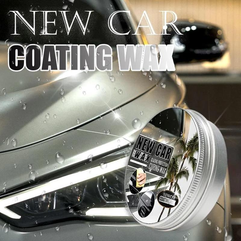 New Car Paint Coating Wax